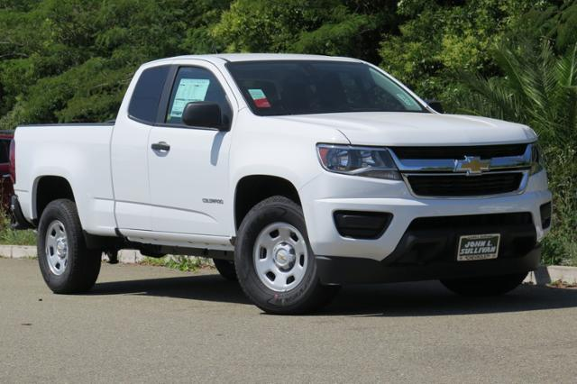 2018 Colorado Extended Cab 4x2,  Pickup #00227614 - photo 1