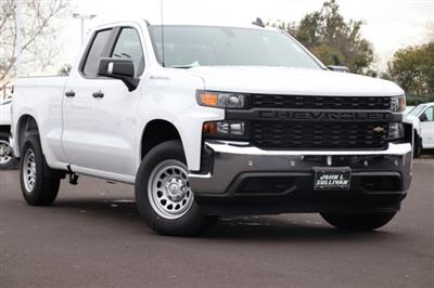 2019 Silverado 1500 Double Cab 4x2,  Pickup #00229820 - photo 1