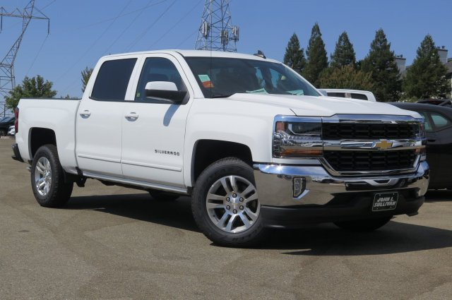 2018 Silverado 1500 Crew Cab 4x2,  Pickup #00229945 - photo 1