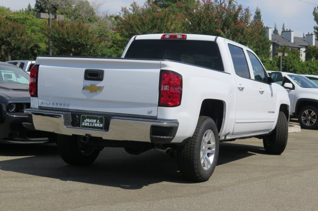 2018 Silverado 1500 Crew Cab 4x2,  Pickup #00229945 - photo 3