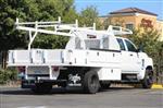 2019 Silverado 4500 Crew Cab DRW 4x2, Harbor Contractor Body #00230249 - photo 1