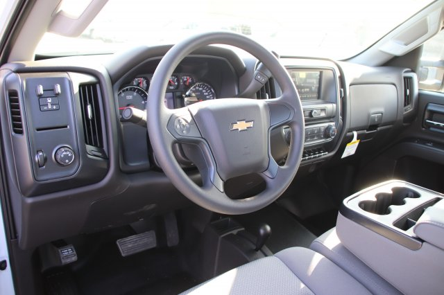2019 Silverado 3500 Regular Cab DRW 4x4,  Knapheide Platform Body #00230250 - photo 6
