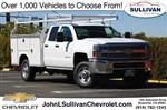 2019 Silverado 2500 Double Cab 4x2, Royal Service Body #00231154 - photo 1
