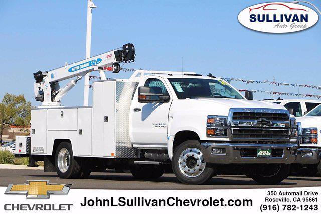 2020 Chevrolet Silverado 5500 Regular Cab DRW 4x2, Auto Crane Mechanics Body #00232307 - photo 1