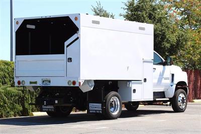 2020 Chevrolet Silverado 5500 Regular Cab DRW 4x4, Knapheide Standard Forestry Chipper Body #00232308 - photo 2