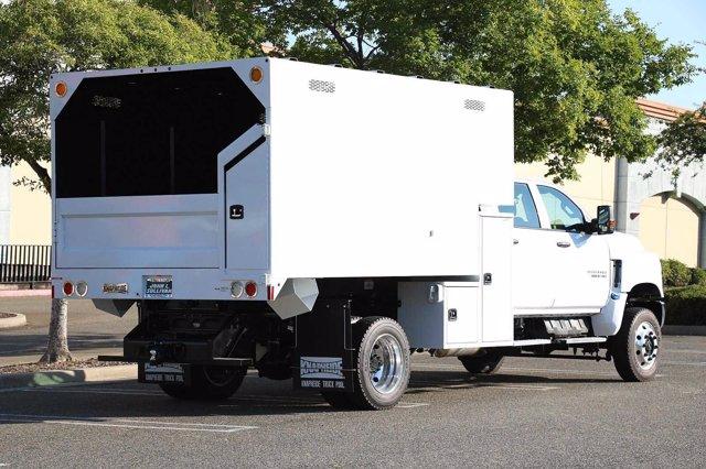 2020 Chevrolet Silverado 5500 Crew Cab DRW 4x4, Knapheide Standard Forestry Chipper Body #00232963 - photo 2