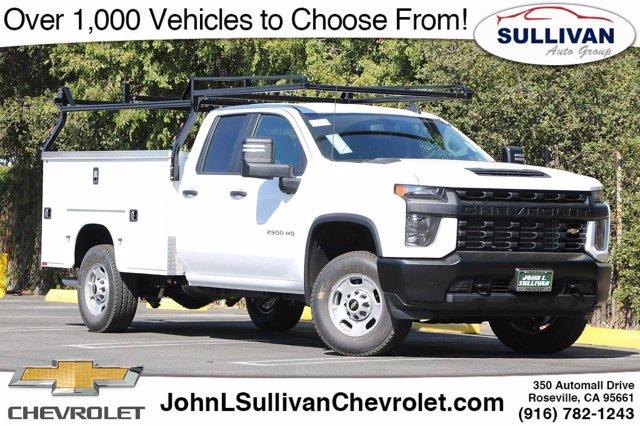 2020 Chevrolet Silverado 2500 Double Cab 4x4, Knapheide Service Body #00233273 - photo 1