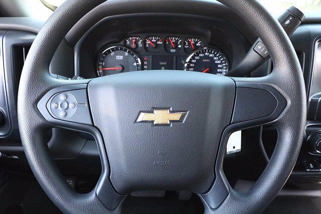 2020 Chevrolet Silverado 5500 Crew Cab DRW 4x4, Knapheide Standard Forestry Chipper Body #00233703 - photo 17