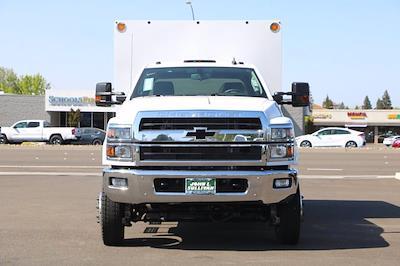 2020 Chevrolet Silverado 5500 Crew Cab DRW 4x4, Knapheide Standard Forestry Chipper Body #00233703 - photo 4