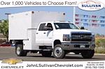 2020 Chevrolet Silverado 5500 Crew Cab DRW 4x4, Knapheide Standard Forestry Chipper Body #00233703 - photo 1