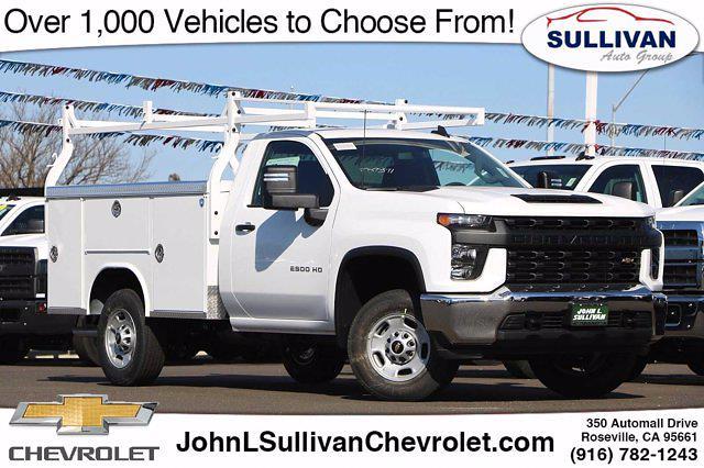 2021 Chevrolet Silverado 2500 Regular Cab 4x2, Royal Service Body #00235441 - photo 1