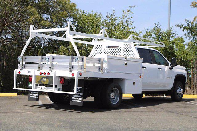 2021 Chevrolet Silverado 3500 Crew Cab AWD, Scelzi Contractor Body #00235467 - photo 1