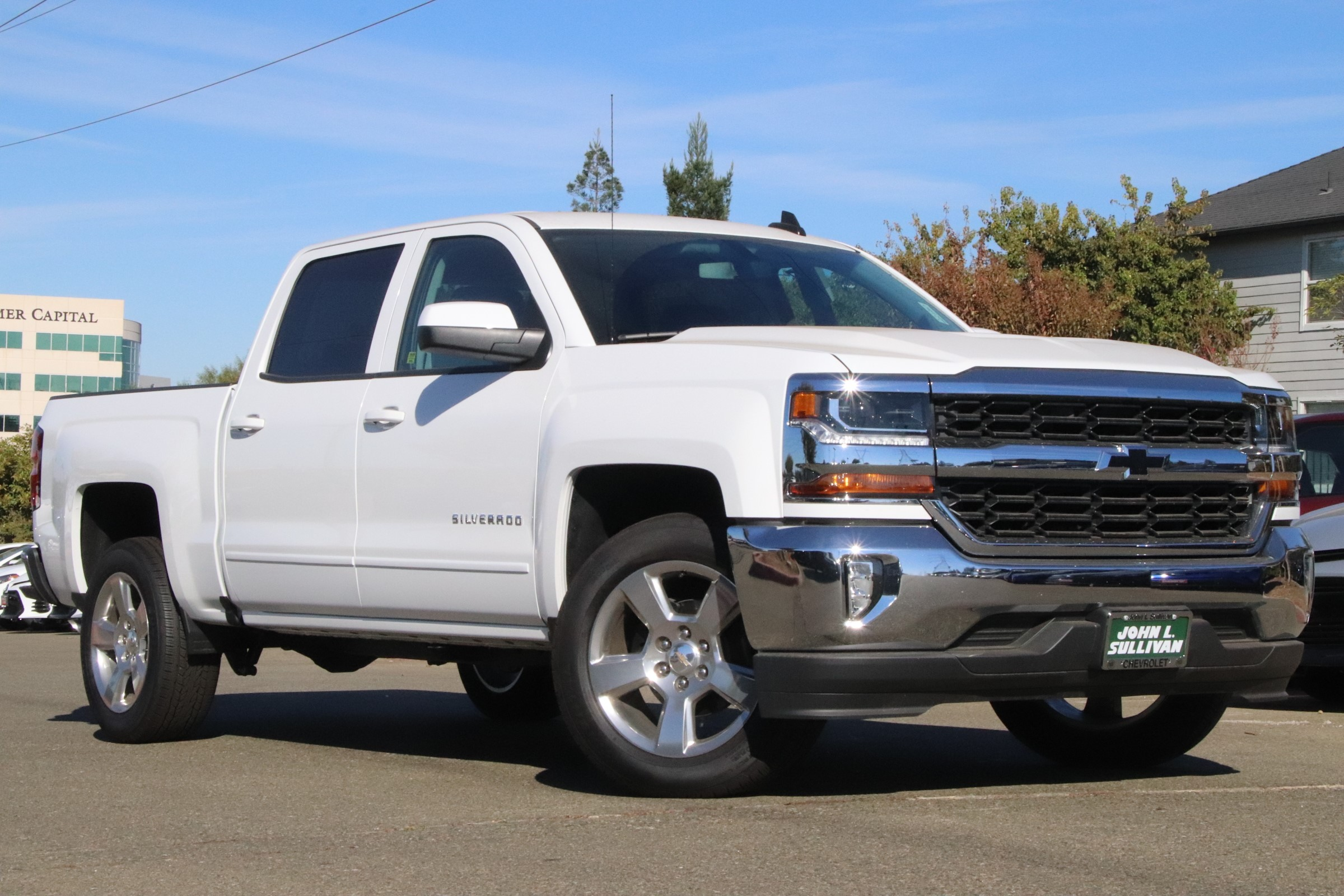 2018 Silverado 1500 Crew Cab 4x2,  Pickup #221260 - photo 1