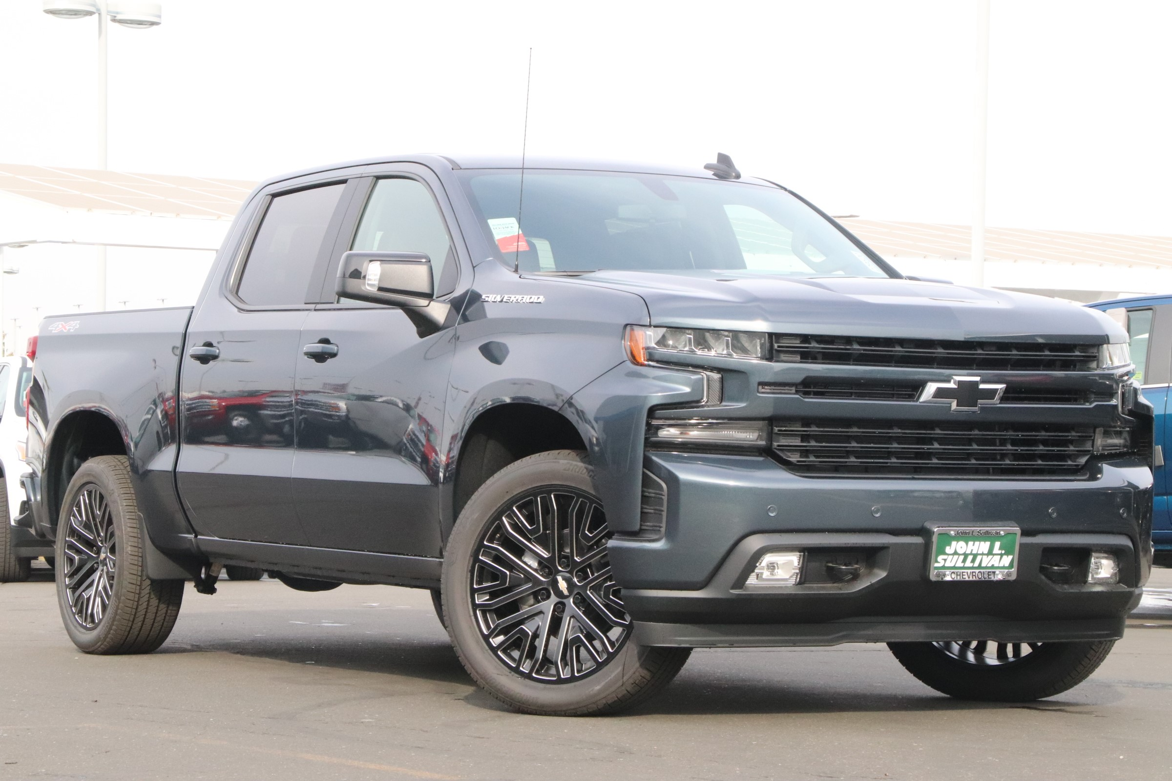 2019 Silverado 1500 Crew Cab 4x4,  Pickup #229520 - photo 1