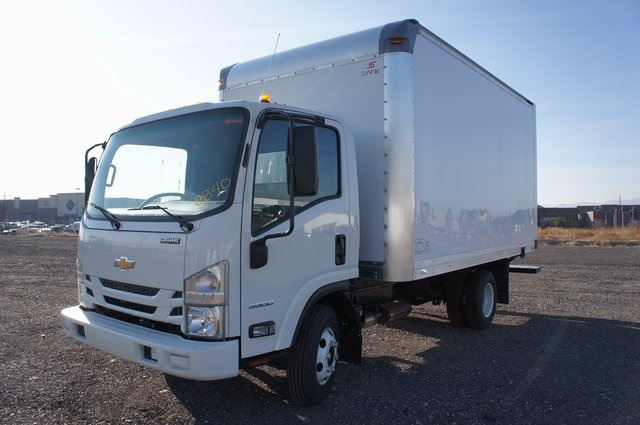 2016 LCF 3500 Regular Cab,  Dry Freight #F16101 - photo 8