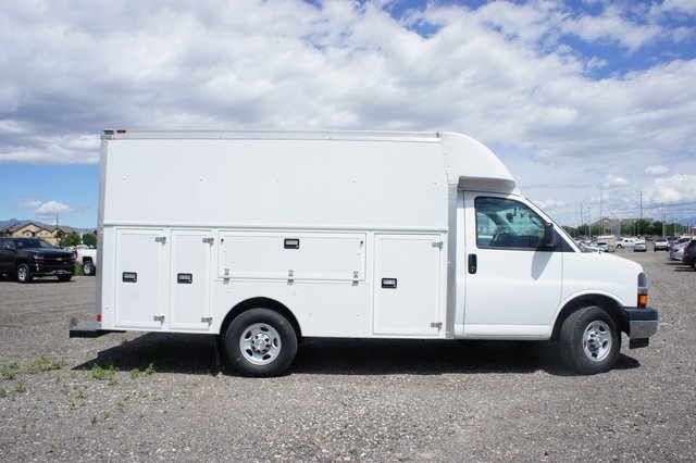 2017 Express 3500,  Service Utility Van #F17132 - photo 3