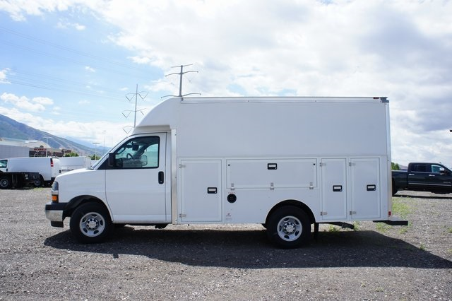 2017 Express 3500,  Service Utility Van #F17132 - photo 6