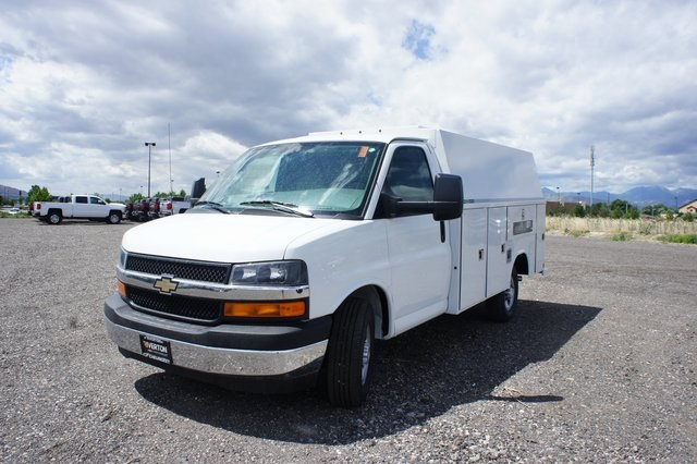 2017 Express 3500,  Service Utility Van #F17133 - photo 7