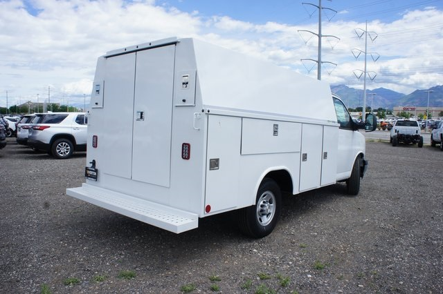 2017 Express 3500,  Service Utility Van #F17135 - photo 2