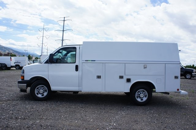 2017 Express 3500,  Service Utility Van #F17135 - photo 6