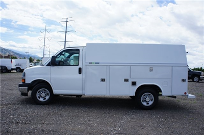 2017 Express 3500 4x2,  Service Utility Van #F17135 - photo 6