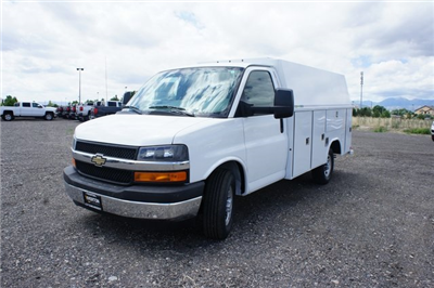 2017 Express 3500 4x2,  Service Utility Van #F17135 - photo 7