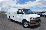 2017 Express 3500 4x2,  Service Utility Van #F17135 - photo 1