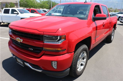 2017 Silverado 1500 Crew Cab 4x4 Pickup #T07244R - photo 11