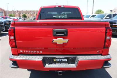 2017 Silverado 1500 Crew Cab 4x4 Pickup #T07244R - photo 5