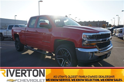 2017 Silverado 1500 Double Cab 4x4, Pickup #T07727 - photo 1