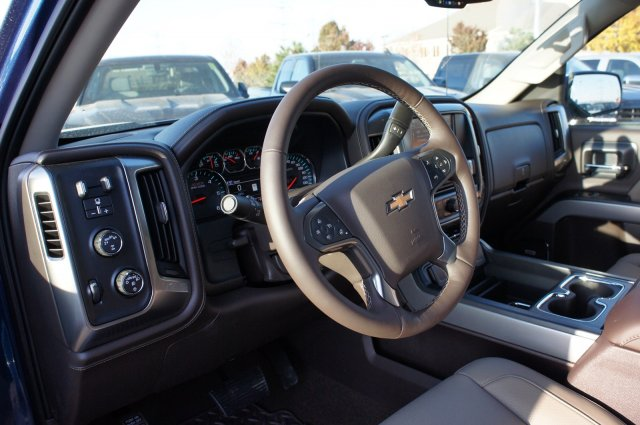 2017 Silverado 1500 Crew Cab 4x4 Pickup #T07886 - photo 19