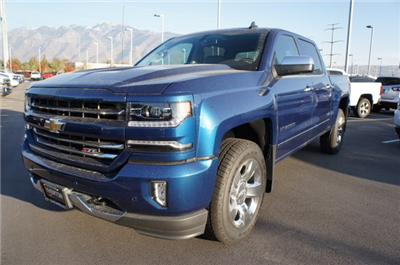 2017 Silverado 1500 Crew Cab 4x4 Pickup #T07886 - photo 12