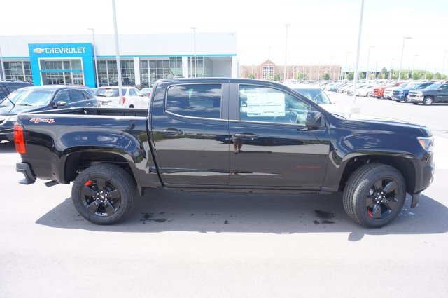 2017 Colorado Crew Cab 4x4 Pickup #T07937 - photo 12