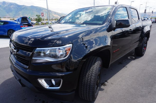 2017 Colorado Crew Cab 4x4 Pickup #T07937 - photo 7