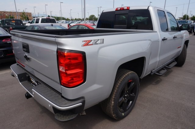 2018 Silverado 1500 Double Cab 4x4,  Pickup #T08038 - photo 2