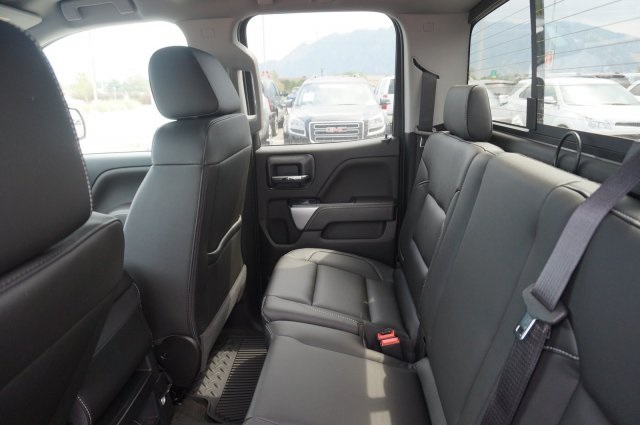 2018 Silverado 1500 Double Cab 4x4,  Pickup #T08038 - photo 21