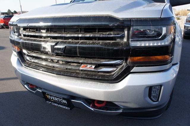 2018 Silverado 1500 Double Cab 4x4,  Pickup #T08046 - photo 11