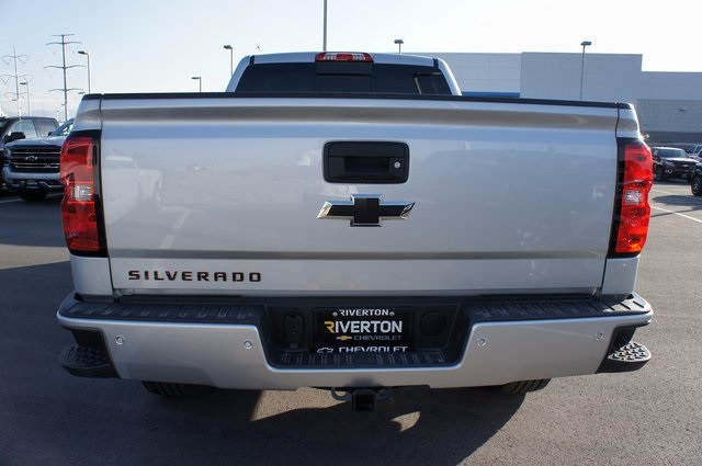 2018 Silverado 1500 Double Cab 4x4,  Pickup #T08046 - photo 5