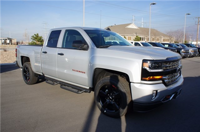 2018 Silverado 1500 Double Cab 4x4,  Pickup #T08046 - photo 1