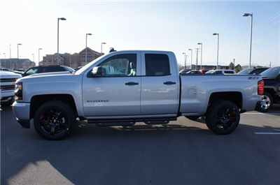 2018 Silverado 1500 Double Cab 4x4,  Pickup #T08046 - photo 9