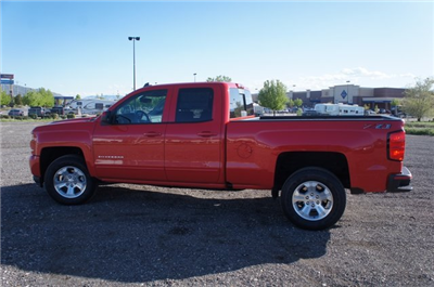 2018 Silverado 1500 Double Cab 4x4,  Pickup #T08050R - photo 6