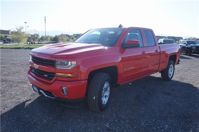 2018 Silverado 1500 Double Cab 4x4,  Pickup #T08050R - photo 7