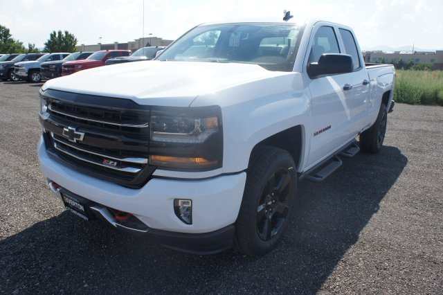 2018 Silverado 1500 Extended Cab 4x4 Pickup #T08053 - photo 10