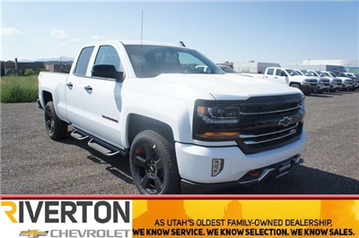 2018 Silverado 1500 Extended Cab 4x4 Pickup #T08053 - photo 1