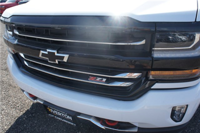 2018 Silverado 1500 Extended Cab 4x4 Pickup #T08053 - photo 11