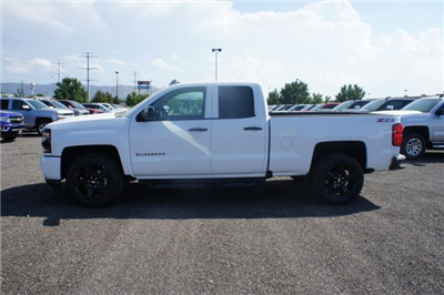 2018 Silverado 1500 Extended Cab 4x4 Pickup #T08053 - photo 9