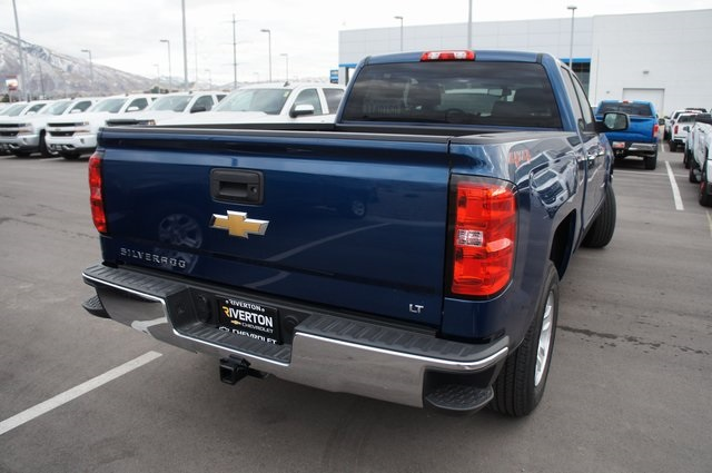 2018 Silverado 1500 Double Cab 4x4,  Pickup #T08057R - photo 2