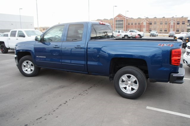 2018 Silverado 1500 Double Cab 4x4,  Pickup #T08057R - photo 5