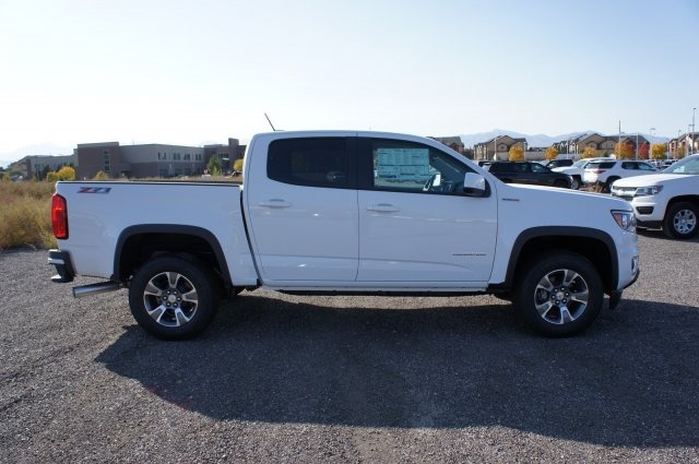 2018 Colorado Crew Cab 4x4, Pickup #T08107 - photo 4