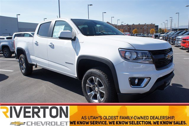 2018 Colorado Crew Cab 4x4 Pickup #T08108 - photo 1
